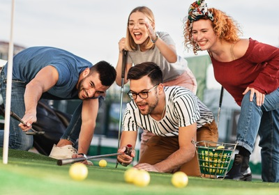Explore the Major Benefits of Owning and Operating a Mini Golf Course