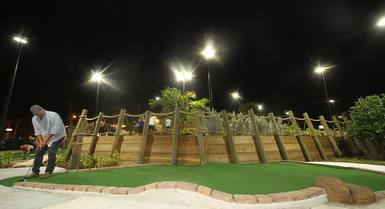 Miniature Golf Solutions Light House Cove